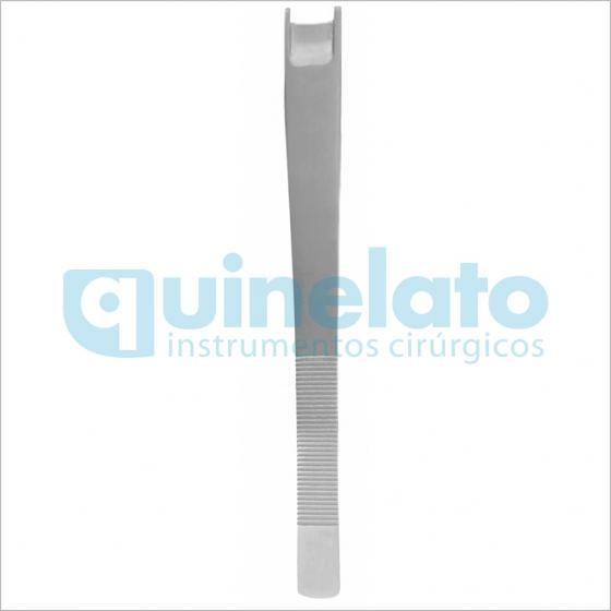 Cinzel de Rinoplastia Reto 2 Guia 14mm
