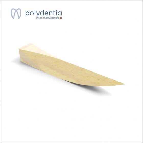 Cunha de madeira (XL)* -  100 pcs