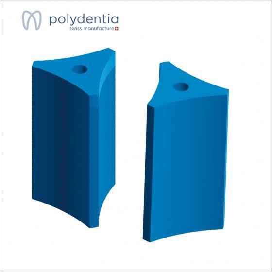 Quickmat Delta Silicone Tubes Refil 30 pcs