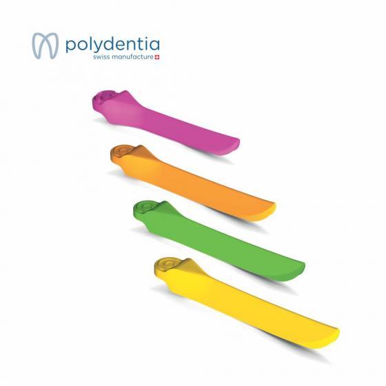 Cunhas Plásticas Sortidas - 100 pcs